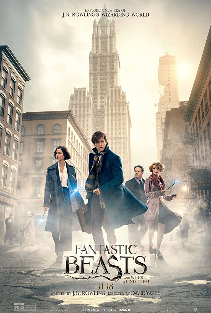 ดูหนังใหม่ Fantastic-Beasts-and-Where-to-Find-Them