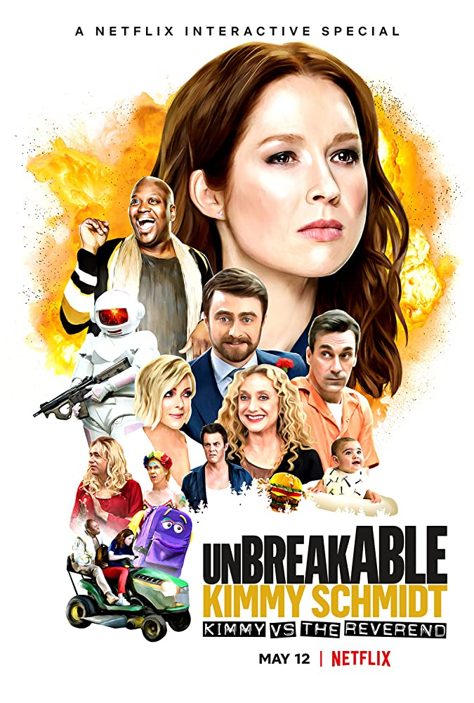 ดูหนังใหม่ Unbreakable Kimmy Schmidt: Kimmy vs the Reverend (2020)