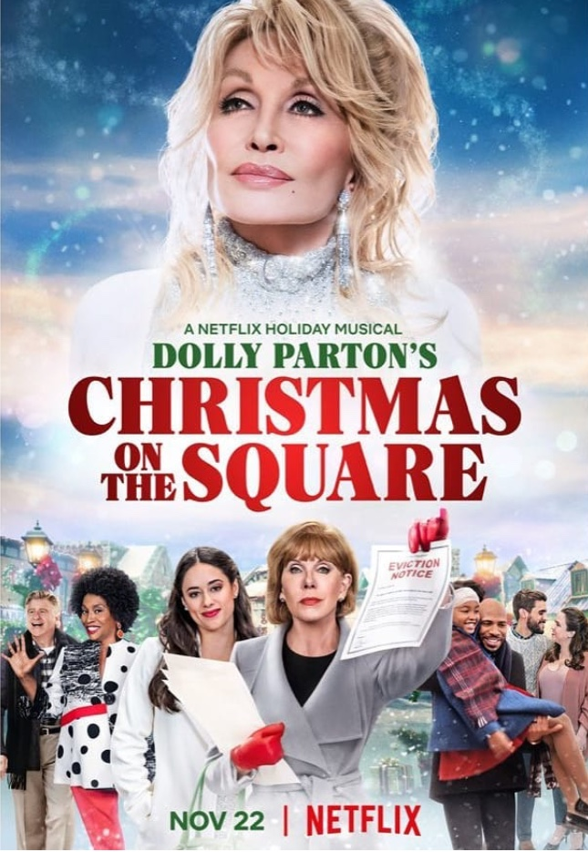 Dolly Parton's Christmas on the Square (2020)