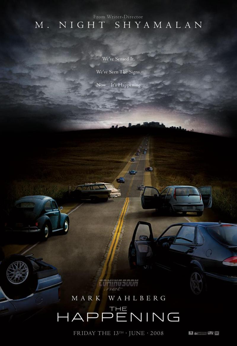 The Happening (2008)