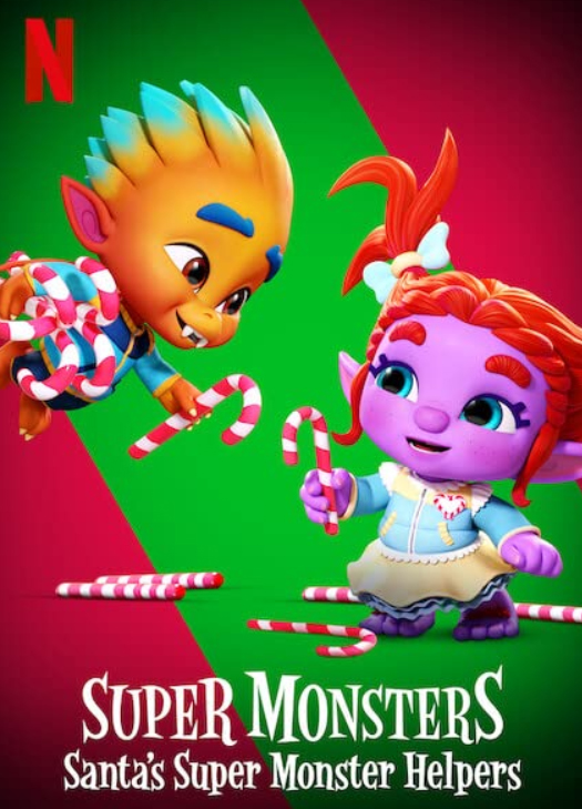 Super Monsters Santa's Super Monster Helpers (2020)