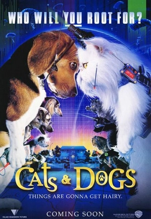 Cats & Dogs 1 (2001)