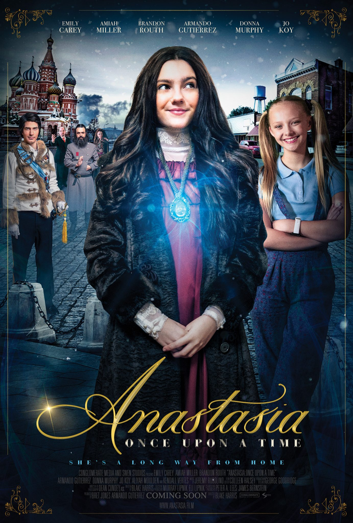 Anastasia Once Upon a Time (2020)