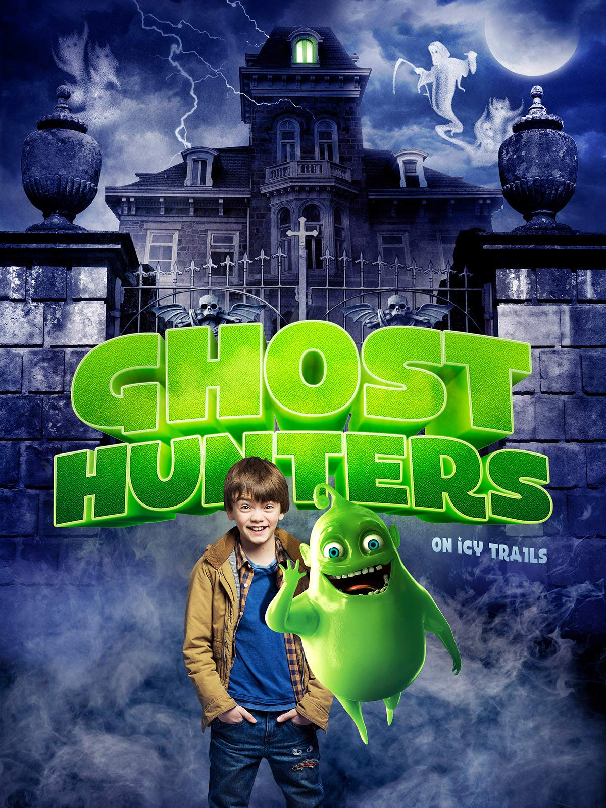 Ghosthunters On Icy Trails (2015)