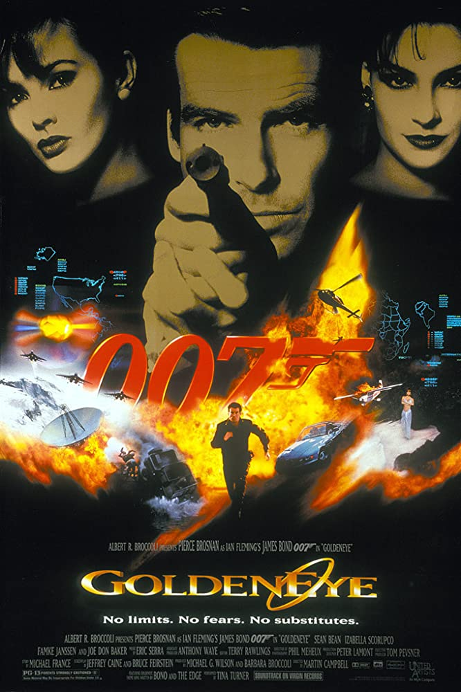 James Bond 007 GoldenEye (1995)