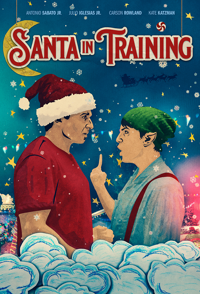 Santa in Training (2019)