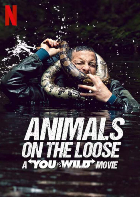 Animals on the Loose: A You vs. Wild Movie